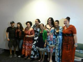 "London, Poetry Parnassus Festival, after the ""Pacifica Reading"""