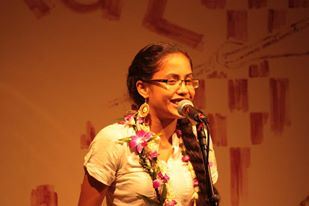 "Panelist and performer at ""'Aha Mo'olelo Hawaii Literary Conference"", University of Hawaii Manoa"