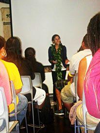 Featured Poet, University of Hawaii Hilo